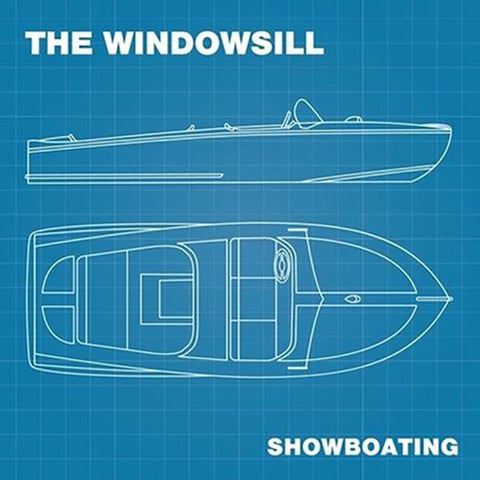 Windowsill ‎– Showboating (CD)