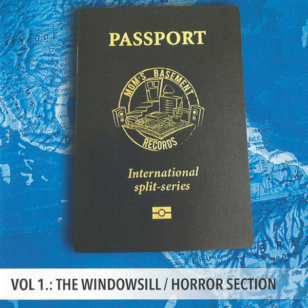 "Windowsill / Horror Section - Passport International Split Series Vol. 1 (7"")"