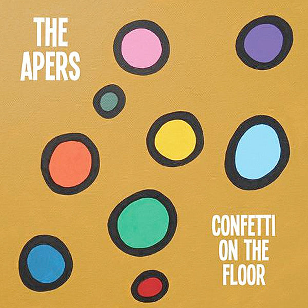 Apers - Confetti On The Floor (CD)