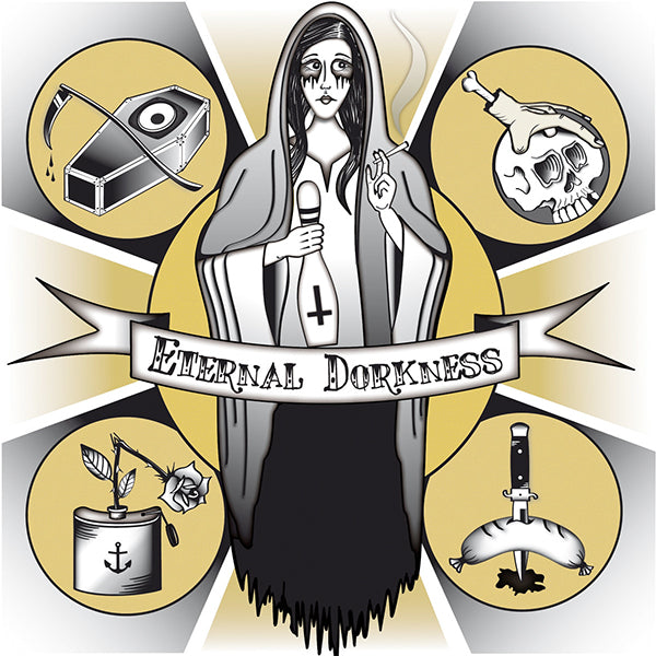 Barbecuties - Eternal Dorkness (CD)