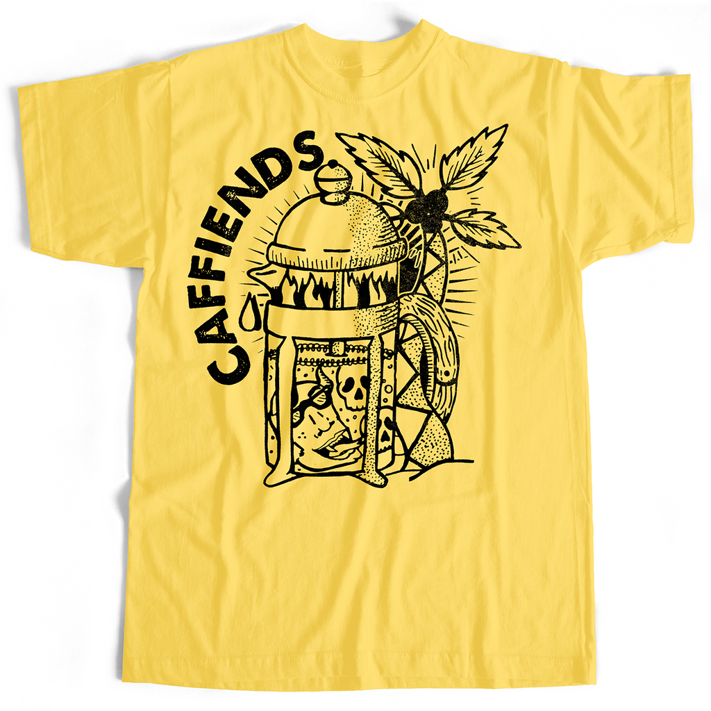 Caffiends (T-Shirt, L only)