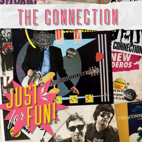 Connection ‎– Just For Fun (LP)