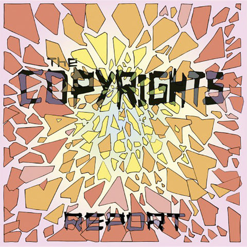 Copyrights ‎– Report (LP)