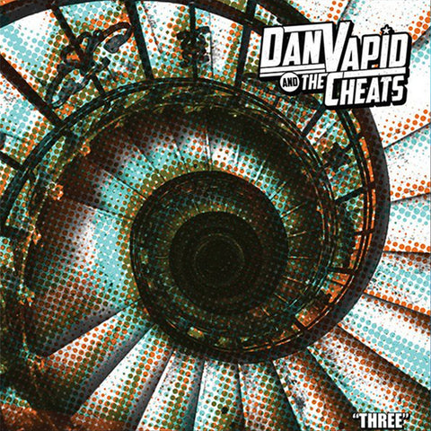 "Dan Vapid And The Cheats - ""Three"" (CD)"