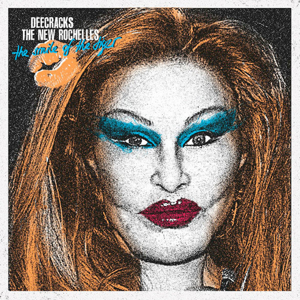 "DeeCracks / The New Rochelles - The Smile Of The Tiger (7"")"