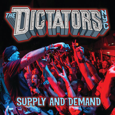 "Dictators NYC ‎– Supply And Demand (7"")"