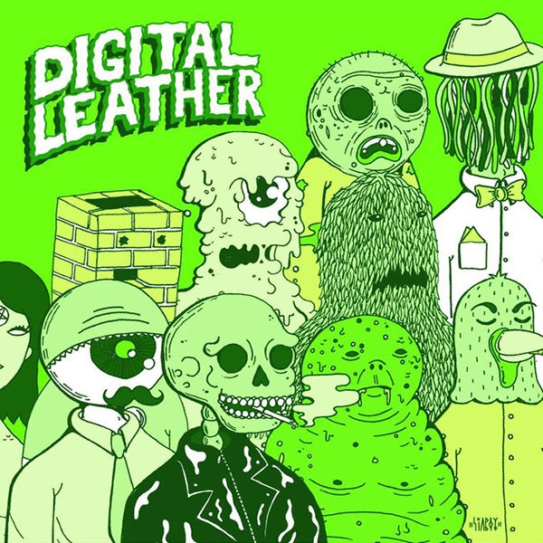 "Digital Leather - Sponge - Deliver - Shadows Of Night (7"")"