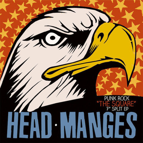 "Head / Manges - The Square (7"")"