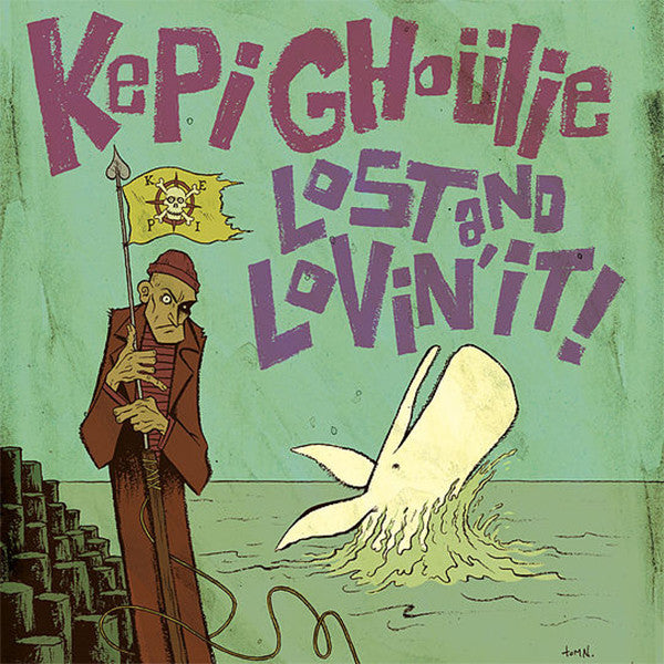 Kepi Ghoulie - Lost And Lovin' It! (LP)