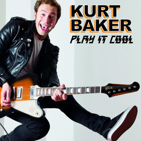Kurt Baker ‎– Play It Cool (LP)