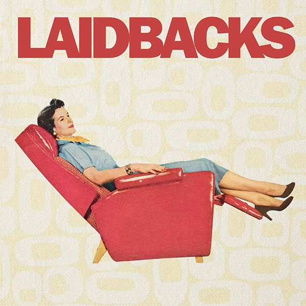Laidbacks - S/T (CD)