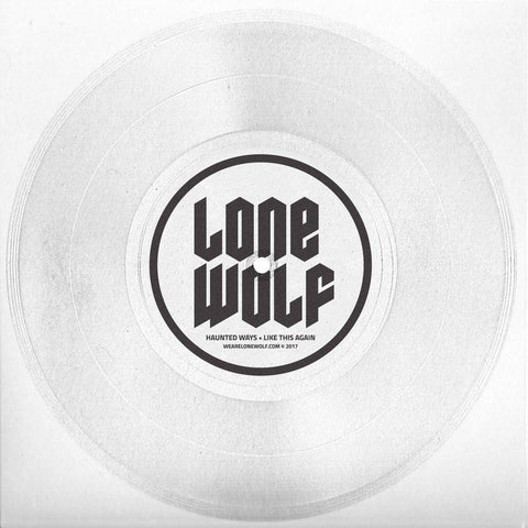 "Lone Wolf - Haunted Ways/Like This Again (Flexi 7"")"