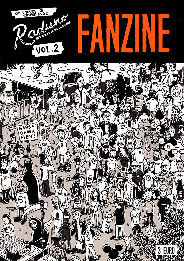 Raduno Fanzine - Volume 2 (July 2017)