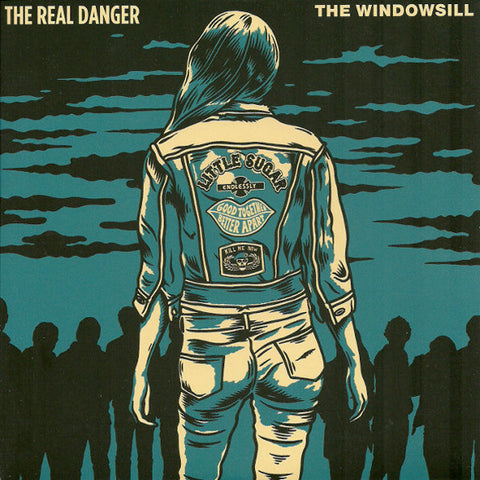 "Real Danger / Windowsill - Split (7"")"