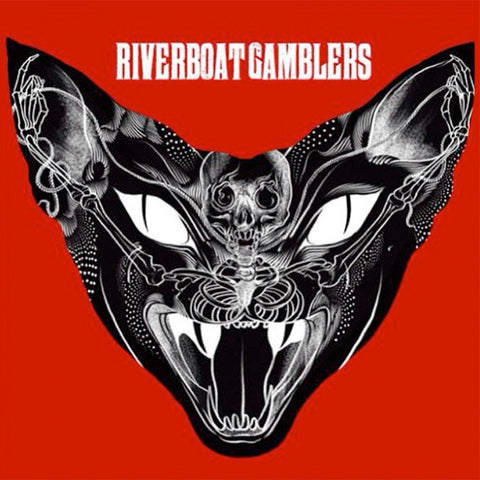 Riverboat Gamblers ‎– Riverboat Gamblers (LP)