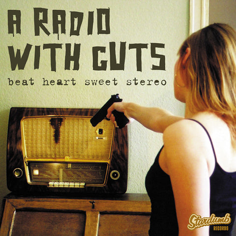 A Radio With Guts - Beat Heart Sweet Stereo (LP)