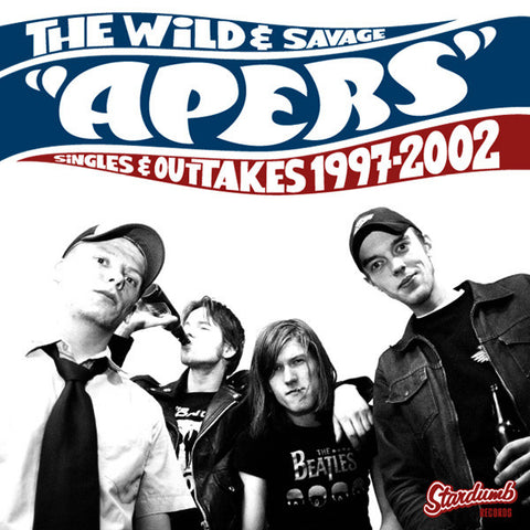Apers - The Wild & Savage Apers (CD)