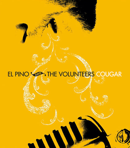 El Pino & The Volunteers - Cougar (CD EP)