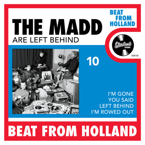 "Madd, The - Are Left Behind (7"")"