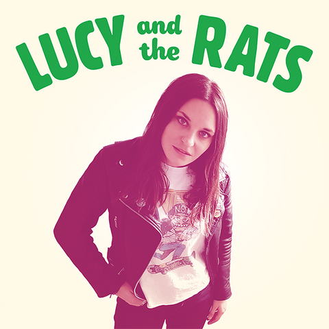 Lucy and the Rats - Lucy and the Rats (CD)