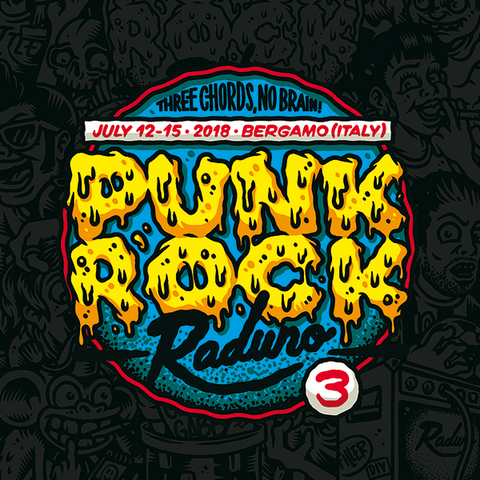 Various Artists - Punk Rock Raduno Vol. 3 (LP)
