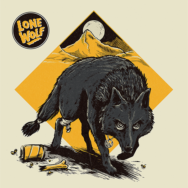 Lone Wolf - Lone Wolf (CD)