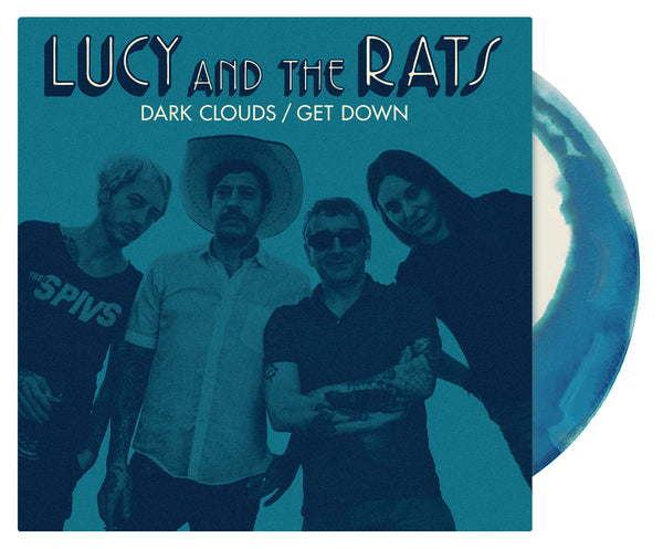 "Lucy and the Rats - Dark Clouds/Get Down (7"")"