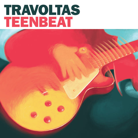 Travoltas - Teenbeat (LP) (PRE-ORDER)
