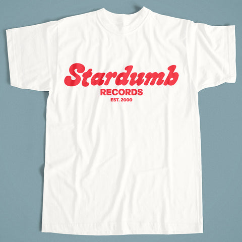 Stardumb Records (White T-Shirt)