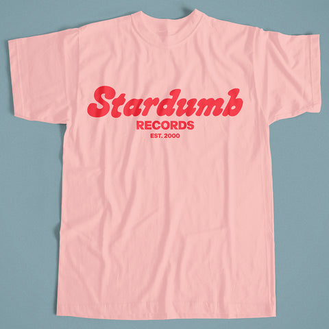 Stardumb Records (Pink T-Shirt)