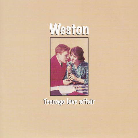 "Weston ‎– Teenage Love Affair (7"")"