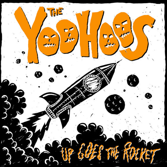 Yoohoos - Up Goes The Rocket (CD)