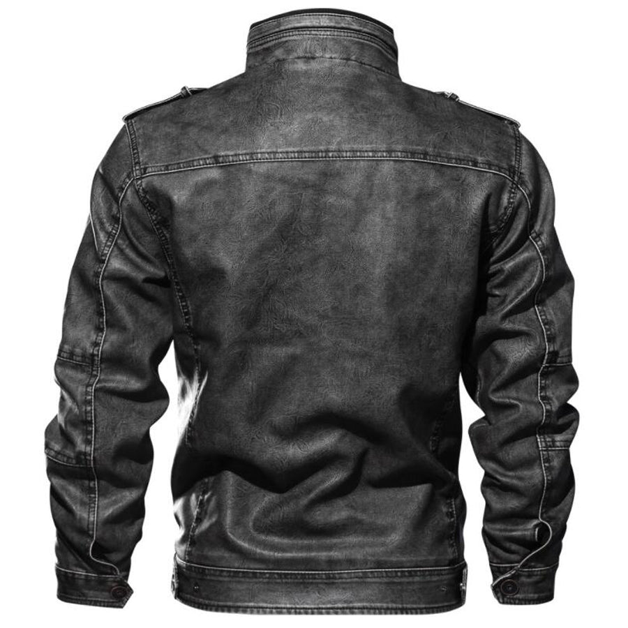 PU Motorcycle Leather Jackets
