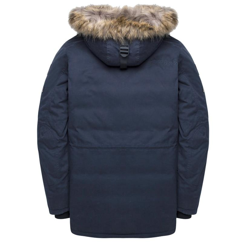 Padded Parka Fur Jacket