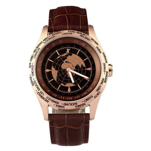 Seamaster™ - Brown/Bronze