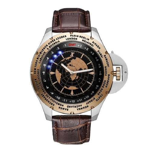 Seamaster™ - Brown/Black