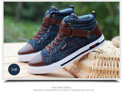 Ohm - Ankle Sneakers