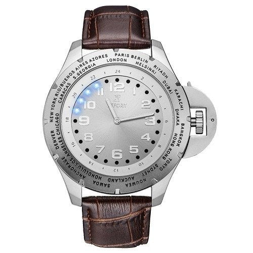 Seamaster™ - Brown/Silver