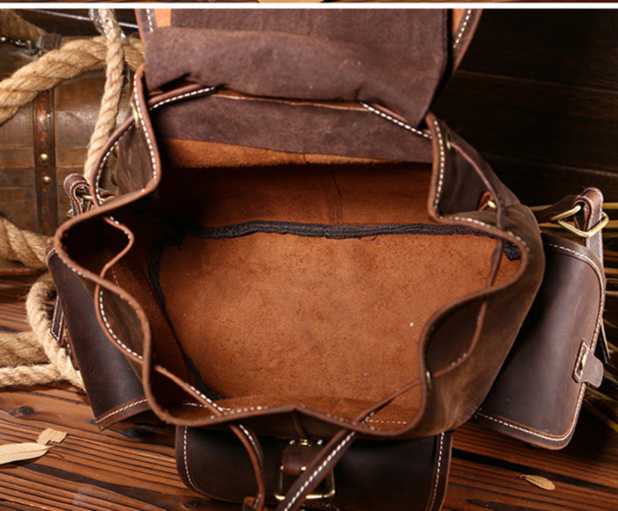 Gentleman's Cow leather Backpack™