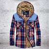 Woodworking Sailor - The Colourful Gentleman's Spring Thick Lumberjack Shirt