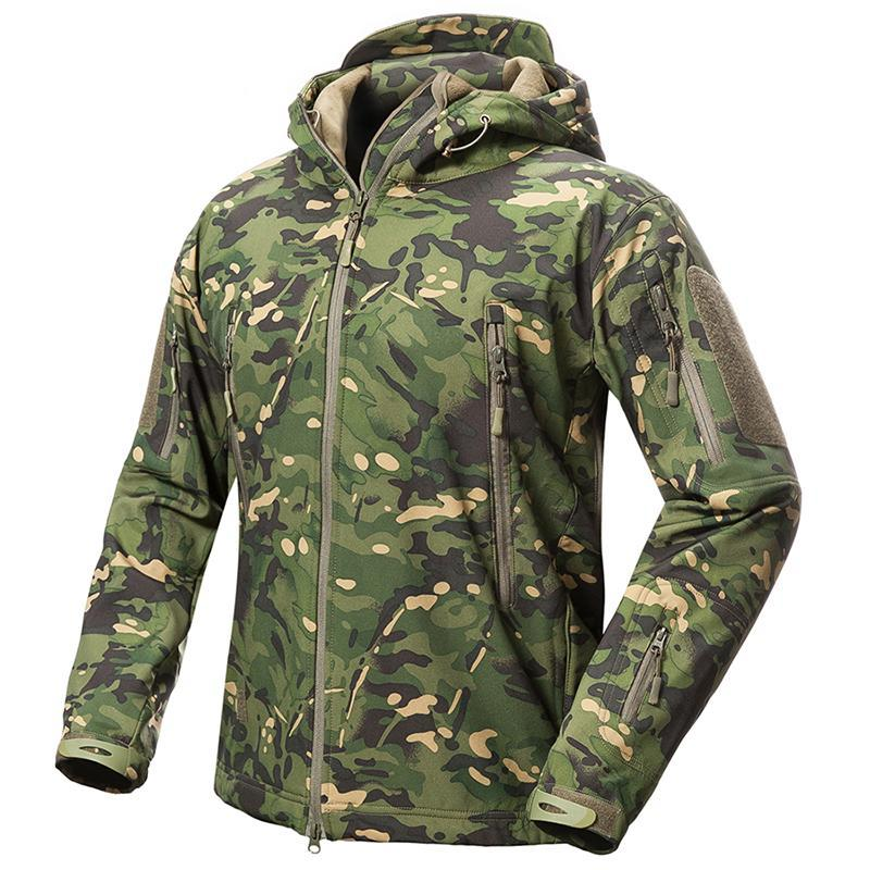 Neptune's Jacket - Wind- Waterproof Thermal Technology All Season Jacket