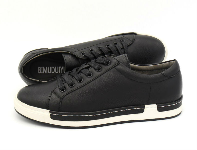 The Leatherman - Simple Lace-Up Shoes