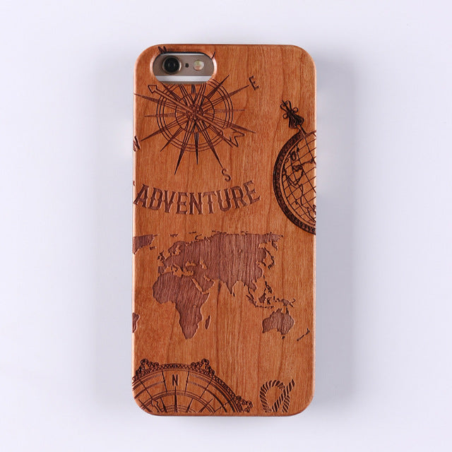 The World Travellers Phone Case - iPhone / Samsung