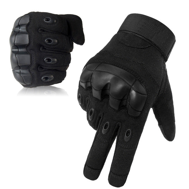 Outdoor Winter Gloves™ -  Touch Screen Friendly Gloves - Hard Knuckle