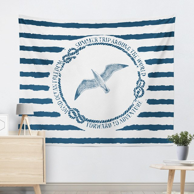 Eagle Stripe Tapestry