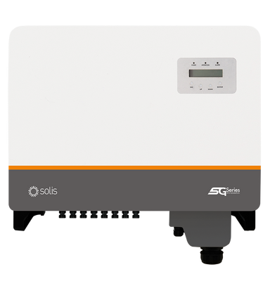 Solis 25kW 5G 3 Phase Triple MPPT – DC - [The Power Store]