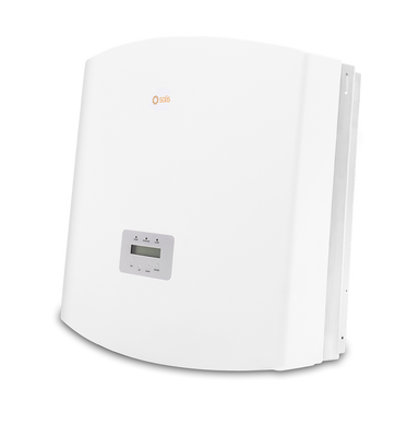 Solis 50kW 3 Phase Quad MPPT with DC - [The Power Store]