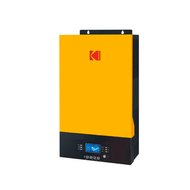 KODAK Solar Off-Grid Inverter King with UPS 5KVA/5KW 80A MPPT 48V - [The Power Store]