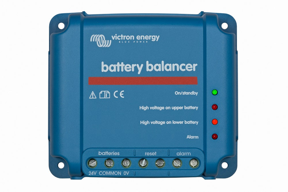 Battery Balancer - multiple battery SoC