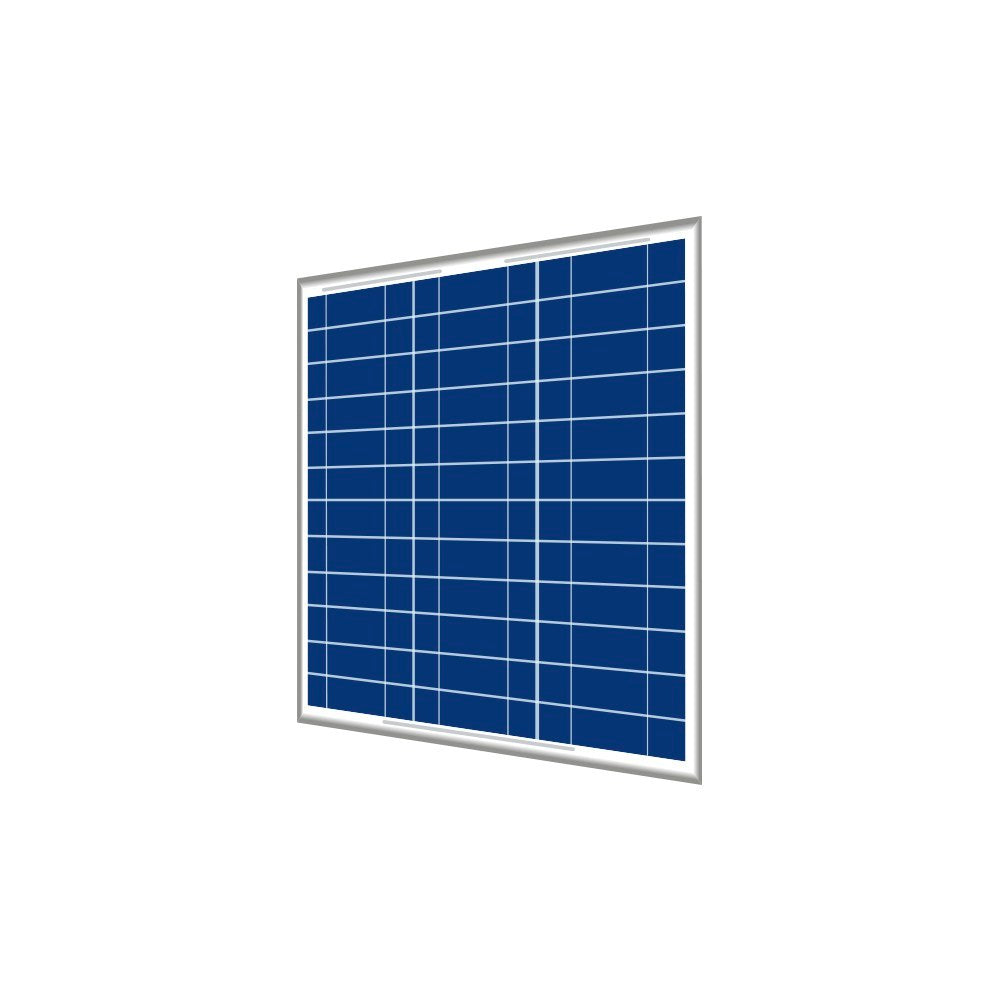 Cinco 10W 36 Cell Poly Solar Panel Off-Grid - [The Power Store]